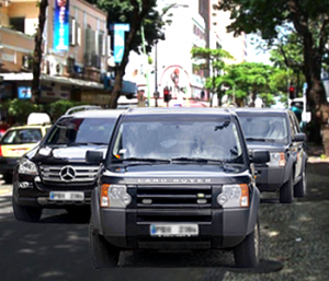 Since being established in 1992, Autostar has become the biggest armored-vehicle retailer in São Paulo.